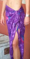 Foto 2 Indien Lungi oder Indischer Wickelrock
