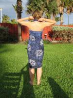 Foto 3 Indien Lungi oder Indischer Wickelrock