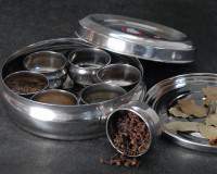 Indische Gew�rzdose - Masala Dabba