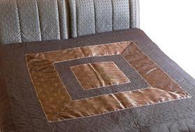 Foto 3 Indische Tagesdecken, Bettüberwürfe, Plaid, Schlafdecke, Plaid, Sofaüberwurfe