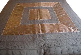 Foto 4 Indische Tagesdecken, Bettüberwürfe, Plaid, Schlafdecke, Plaid, Sofaüberwurfe