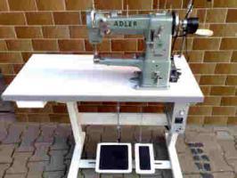 Industrienähmaschine, Sattlernähmaschine, Ledernähmaschine