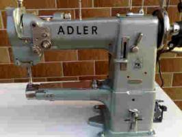 Foto 2 Industrienähmaschine, Sattlernähmaschine, Ledernähmaschine