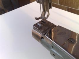 Foto 3 Industrienähmaschine, Sattlernähmaschine, Ledernähmaschine
