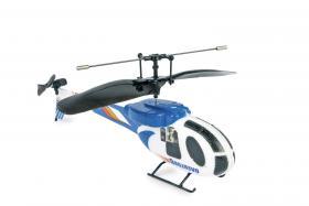 Infrarot-Helikopter, rot