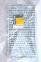 Foto 2 Innenraum-Luftfilter Satz mit Aktivkohle Renault Laguna III ab Bj. 2007