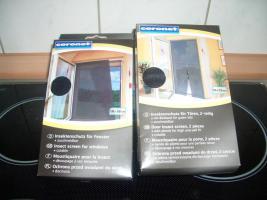 Insektenschutz für Fenster und Tür