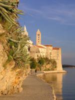 Foto 5 Insel Rab, Kroatien, FeWo 2-5 Pers., ruhig, zentral, Meerblick