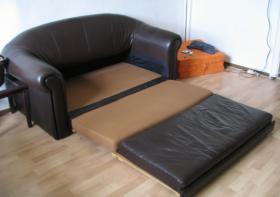 Foto 2 Intelligentes Sofa mit Schlaffunktion