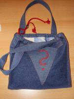 Foto 2 Interessante und modische Liasta    -  Shopping-Bag:  ''Blauer Oktober''