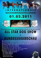 Internationale Rassehundeschauen 2011 || All Stars Dog Show & Bundessiegerschau 2011