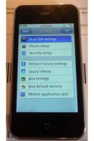 Foto 2 Iphone 3GS 32 GB Touchscreen Dual Sim