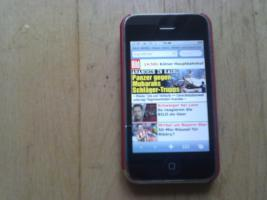 Iphone 3G, 16GB in weiß, in Superzustand abzugeben