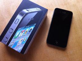 Iphone 4 32 GB Schwarz