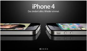 Iphone 4 32gb neu eingeschweißt!