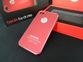 Iphone 4 Etui Beats Dr. Dre Rot Monster Sch�tzh�lle Case
