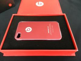 Foto 2 Iphone 4 Etui Beats Dr. Dre Rot Monster Schützhülle Case