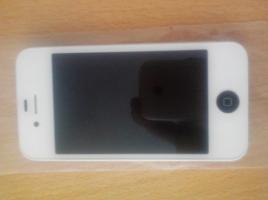Iphone 4 Weiß 16GB ***TOP ZUSTAND***