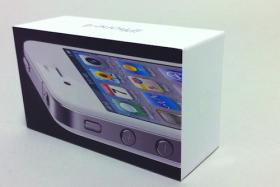 Iphone 4G (neu noch verpackt)32gb in weiß