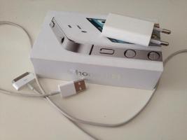 Foto 3 Iphone 4s 32gb weiss fast nagelneu