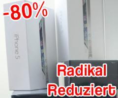 Iphone 5 Sonderposten Verkauf mit -80%
