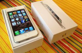 Iphone 5 Weiss 32 Gb