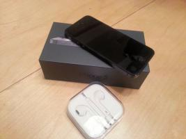 Iphone 5 - schwarz - 16gb