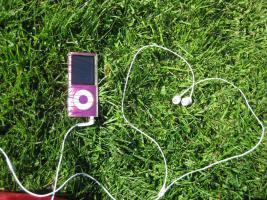 Ipod nano, pink, 8gb