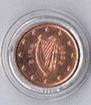 Irland 1 Euro Cent '' 2002 '' !