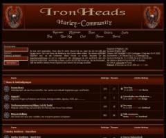 IronHeads Harley Community