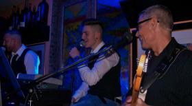 Italienische Band - La Compagnia