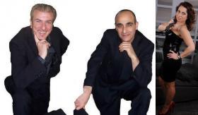 Italienische Live Musik, Hochzeitsmusik, Band, Tanzmusik Duo gesucht, italienische Musik; Duo mit S�ngerin