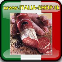 Italienische Wildschwein Salami