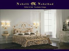 Versailles Doppelbett Italien Klassik Modern