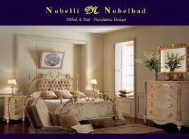 Rinascimento Extraklasse Italien Designer Bett Modern