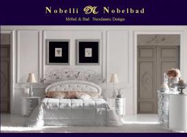Betsy extravagantes Bett Italien Klasiik Modern