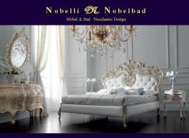 Atelier Italien Klassik Designer Bett Ausergew�hnlich
