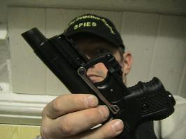 JPX Tierabwehrger�t - GUTE AUSR�STUNG getestet v Ralf Spies Sicherheitsexperte