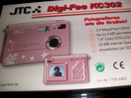 JTC-Digi-Fee KC 302 Digitalkamera