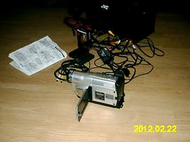 Foto 2 JVC Compact VHS Camcorder