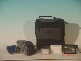 Foto 2 JVC Digital-Camcorder GR-D23EX