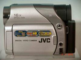 Foto 3 JVC Digital-Camcorder GR-D23EX