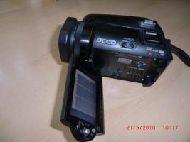 JVC Festplatten Digital-Kamera
