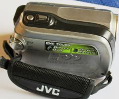 JVC GZ-MG130E Festplattecamcorder