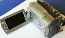 Foto 4 JVC GZ-MG130E Festplattecamcorder