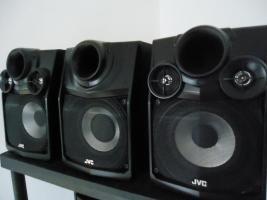 JVC HIFI-SYSTEM
