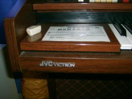 JVC Victron Heimorgel