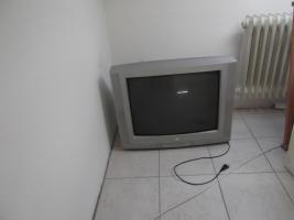 ''JVC '' Röhrenfernseher - 66 er Bildschirm - Silber -