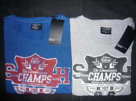 Jack & Jones T-Shirts Blau und Grau in S, M, L, XL und XXL mit Etikett!