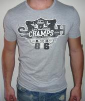 Foto 3 Jack & Jones T-Shirts Blau und Grau in S, M, L, XL und XXL mit Etikett!